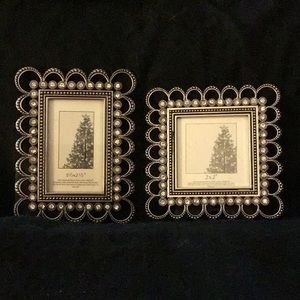 Other - Bejeweled Picture Frames